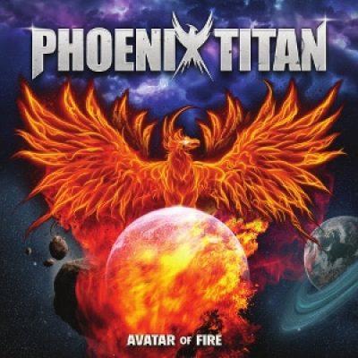"""PHOENIX TITAN: Lyric-Video vom Debütalbum """"Avatar Of Fire"""""""