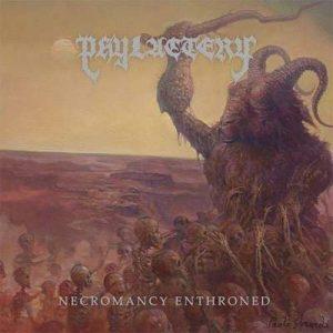 "PHYLACTERY: kündigen ""Necromancy Enthroned""-Album an"