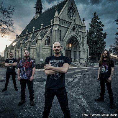 "PILE OF PRIESTS: Lyric-Video vom neuen Melodic Death / Thrash Metal Album ""Pile of Priests"""
