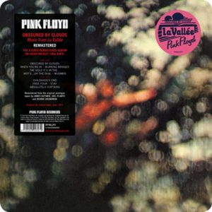 PINK FLOYD: Obscured By Clouds [Vinyl][Re-Release]