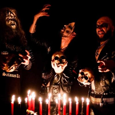 "POWER FROM HELL: Video-Clip vom ""Profound Evil Presence"" Album"
