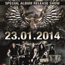 """PRIMAL FEAR:  """"Delivering the Black"""" – Details zum Album und zur Release-Show"""