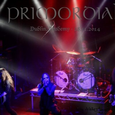 PRIMORDIAL: Dublin, The Academy, 28. November 2014