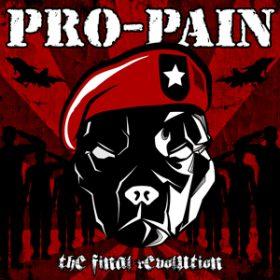 """PRO-PAIN: Making-of zum neuen Album """"The Final Revolution"""""""