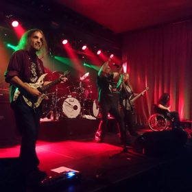 PSYCHOTIC WALTZ – 6.10.2019 – Mannheim, MC Connection Complex