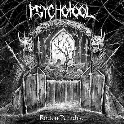 "PSYCHOTOOL: Labeldeal für ""Rotten Paradise"" Album"