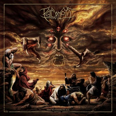 PSYCROPTIC: The Watcher Of All [Single]