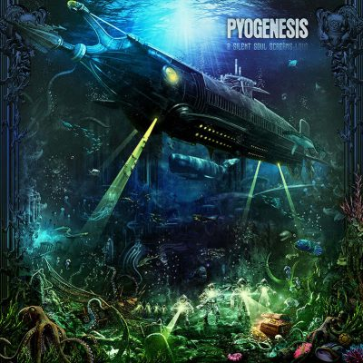 "PYOGENESIS: nächster Video-Clip vom neuen Album ""A Silent Soul Screams Loud"""