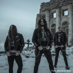 "PYRE: neues Death Metal Album ""Chained to Ossuaries"" aus Russland"