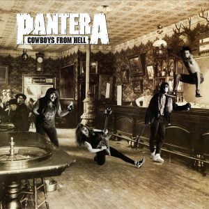 painter cowboys from hell cd-cover