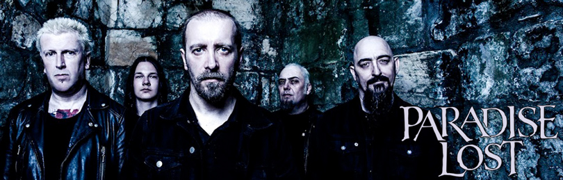 PARADISE LOST: Interview zu Medusa mit Greg Mackintosh - 2017