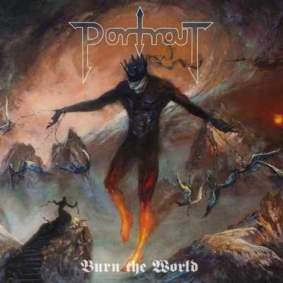 Portrait Burn The World CD Cover