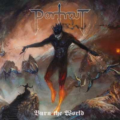 Portrait Burn The World CD Cover