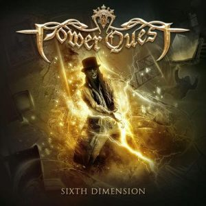 "POWER QUEST: Video-Clip zu ""Sixth Dimension""-Album"