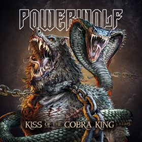 "POWERWOLF: neue Single ""Kiss Of The Cobra King"" & Tour im November"
