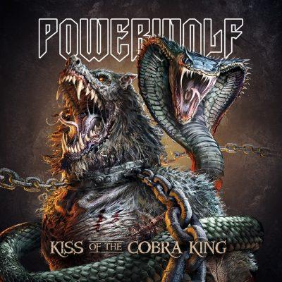 """POWERWOLF: neue Single """"Kiss Of The Cobra King"""" & Tour im November"""