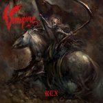 Vampire Rex Cover