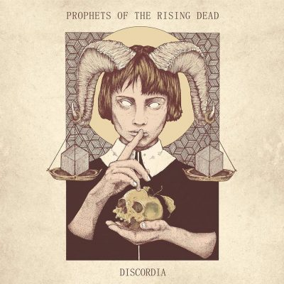 "PROPHETS OF THE RISING DEAD: neues Video ""Veiled In Light"" vom Album ""Discordia"""