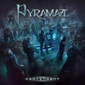 """PYRAMAZE: weiterer Song vom """"Contingent""""-Album"""