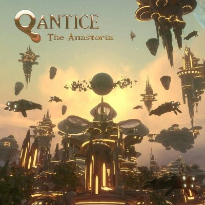 "QANTICE: Neues Album ""The Anastoria"""