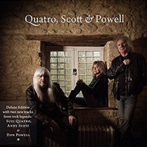 QUATRO, SCOTT & POWELL: Glam-Superband