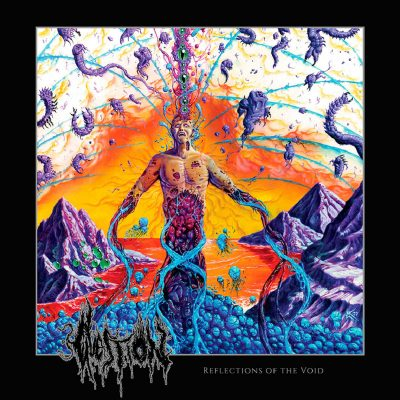 "QUESTION: streamen kommendes Death Metal Album ""Reflections of the Void"""