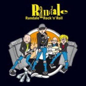"""RANDALE: neue CD """"Randale Rock`n´Roll"""""""