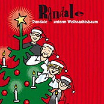 RANDALE: Weihnachts-CD wieder da!