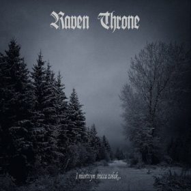 "RAVEN THRONE: Lyric-Video vom ""I miortvym snicca zolak"" Album"
