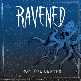 "RAVENED: zweites Video vom neuen Modern Metal Album ""From The Depths"""