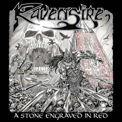 "RAVENSIRE: Neues Mark Shelton gewidmetes Album ""A Stone Engraved In Red"""