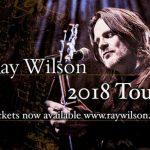 RAY WILSON: wieder auf Dauertour