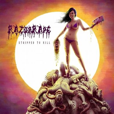 "RAZORRAPE: Track vom ""Stripped to Kill"" Album"