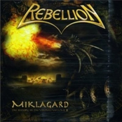 REBELLION: Miklagard – The History Of The Vikings Volume II