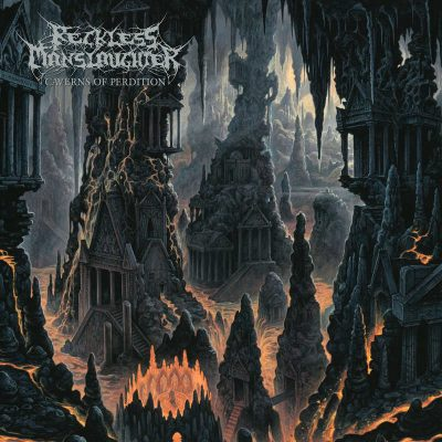 "RECKLESS MANSLAUGHTER: Track vom ""Caverns of Perdition"" Album"