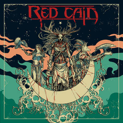 "RED CAIN: Neues Album ""Kindred: Act I"""