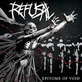 "REFUSAL: Lyric-Video vom ""Epitome of Void"" Album"