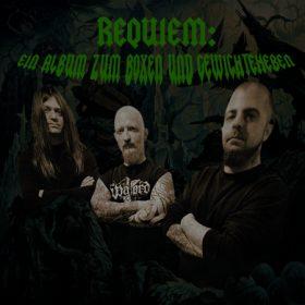 REQUIEM (CH): Ein Album zum Boxen und Gewichteheben