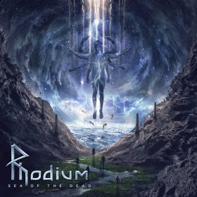 "RHODIUM: Lyric-Video vom neuen Progressive Power Metal Album ""Sea of the Dead"""