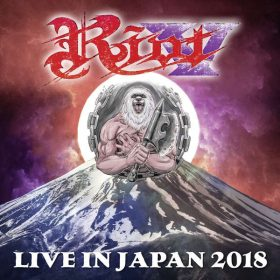 "RIOT V: kündigen ""Live In Japan 2018"" Live-Album an"