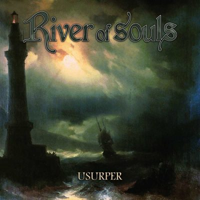 "RIVER OF SOULS: weiterer Track vom neuen Death/Doom Metal Album ""Usurper"""