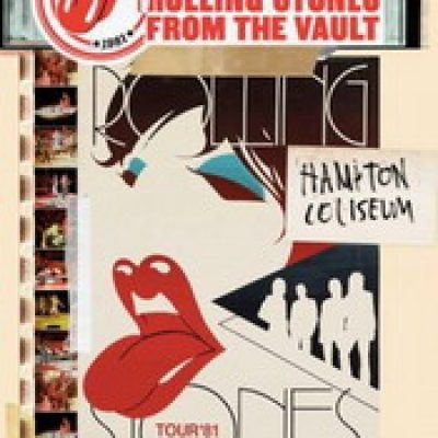 ROLLING STONES: From The Vault – Hampton Coliseum (Live In 1981) [DVD]