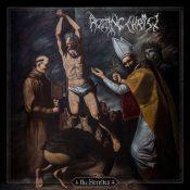 "ROTTING CHRIST: enthüllen Cover vom ""The Heretics"" Album"