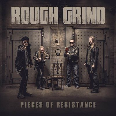 "ROUGH GRIND: Video-Clip vom neuen Heavy Rock Album ""Pieces of Resistance"""