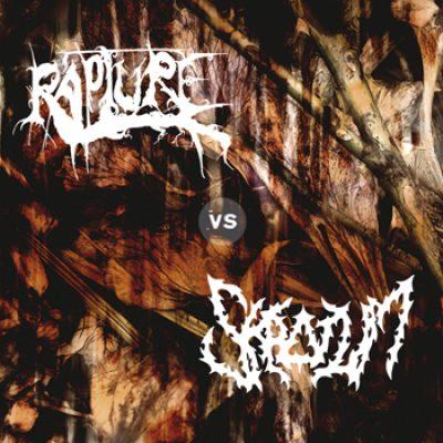 """RAPTURE: 7""""-Split mit SKROTUM"""