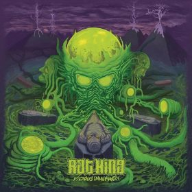 "RAT KING: kündigen neues Death / Sludge / Grindcore Album ""Vicious Inhumanity"" an"