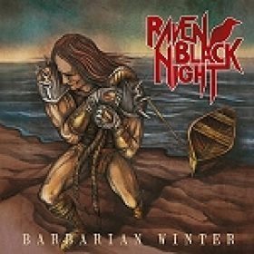 "RAVEN BLACK NIGHT: ""Barbarian Winter"" – neuer Song ""Lips Of Desire"""
