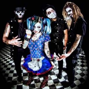 "RAVEN BLACK: Video-Clip zu ""Twinkle Twinkle Little Scars"""