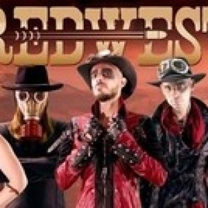 "REDWEST: Video-Clip zu ""Bullet Rain"""
