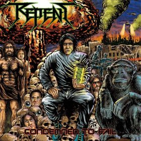 "REPENT: Neues Thrash Metal Album ""Condemned To Fail"" aus Mittelfranken"